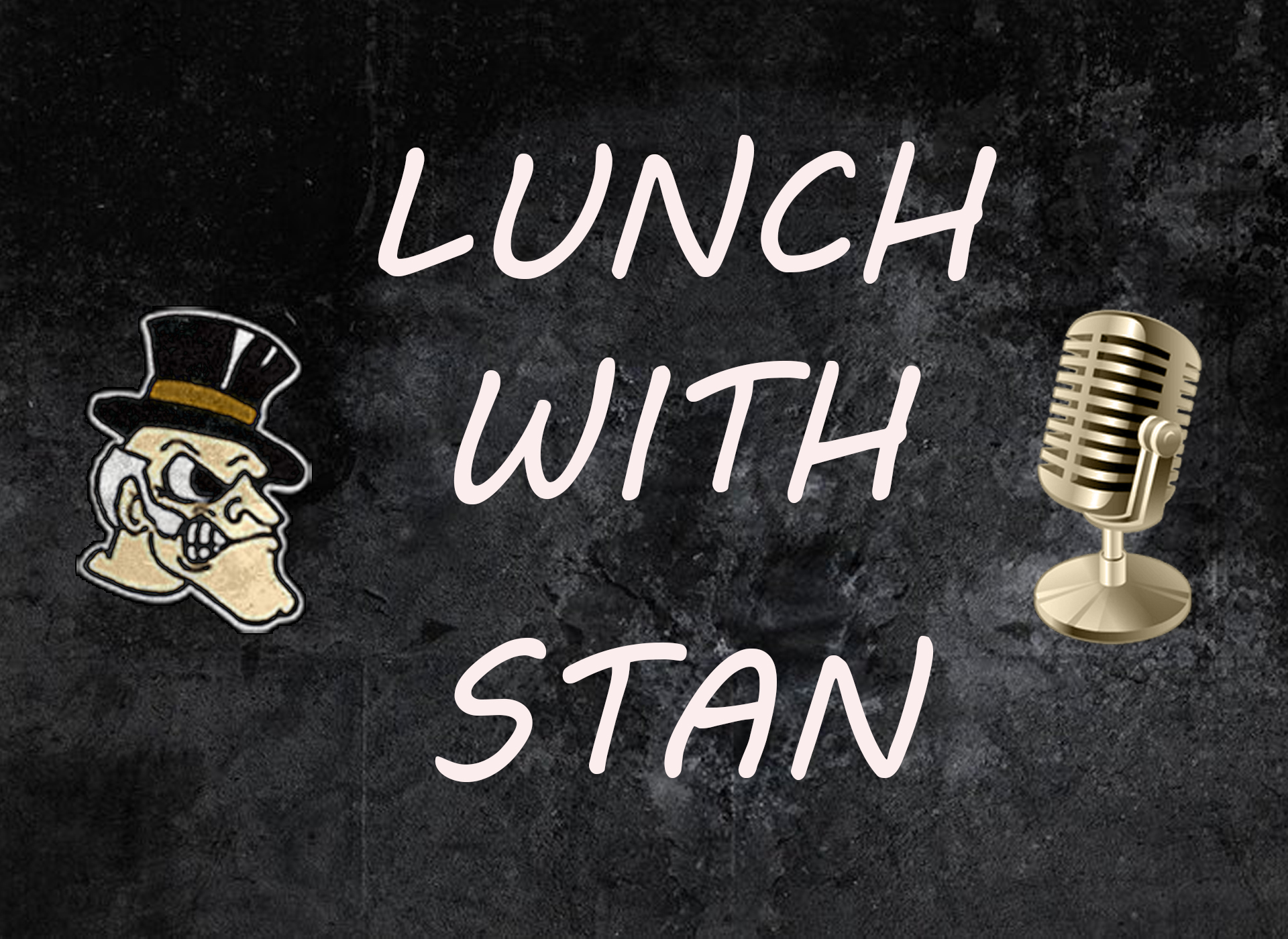 Lunch with Stan